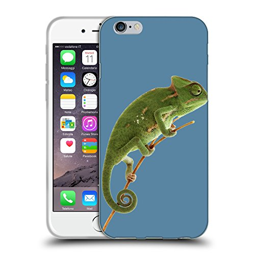 """GoGoMobile Coque de Protection TPU Silicone Case pour // Q05680600 caméléon Air Force Blue // Apple iPhone 6 4.7"""""""