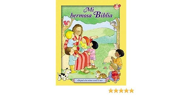 Mi hermosa Biblia: Dejad a los ninos venir a mi.: Dejad a Los Niños Venir a Mí.: Amazon.es: Lloyd-Jones, Sally, MacLean, Colin, MacLean, Moira: Libros