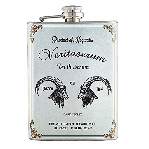8oz – Veritaserum Potion Harry Potter Flask