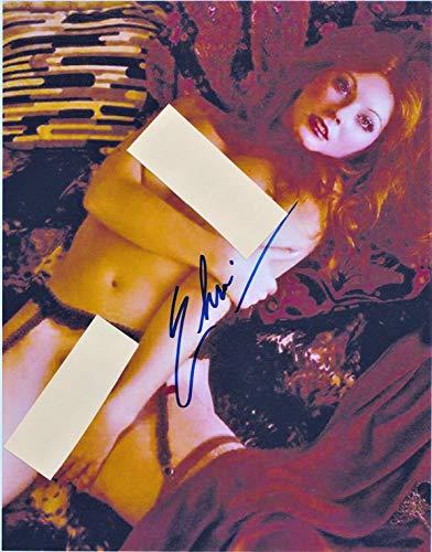 ELVIRA, MISTRESS OF THE DARK, AKA CASSANDRA PETERSON NUDE 8 X 10 PHOTO - Autographs Peterson