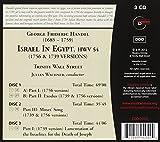George Frederic Handel: Israel in Egypt