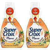 Super Croix Lessive Liquide Concentré avec Auto Doseur Maroc 850 ml / 25 Lavages - Lot de 2