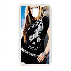 LINGH Glam Avril Ramona Lavigne Design Personalized Fashion High Quality Phone Case For Samsung Galaxy Note3