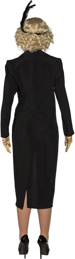 Amakando FRAC Showgirl FRAC Mujer Negro L 42/44 Falda Revista ...