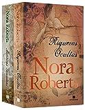 Kit Nora Roberts: Mentiras genuínas + Riquezas ocultas