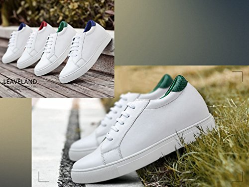 Uomo Verde Lacer Cm Raising Leather Plus H72c55k121d Sneakers Casual Shoes 6 Chamaripa qxnpPRwCp