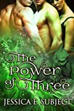 The Power of Three: Paranormal Gargoyle Erotica