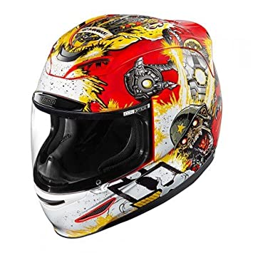 Casco Icon – airmada Monkey Business l-0101 – 9985