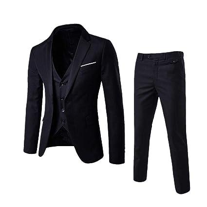 competitive price c06ff 23a45 Abito monopetto da uomo Slim Fit Abbigliamento da cerimonia ...