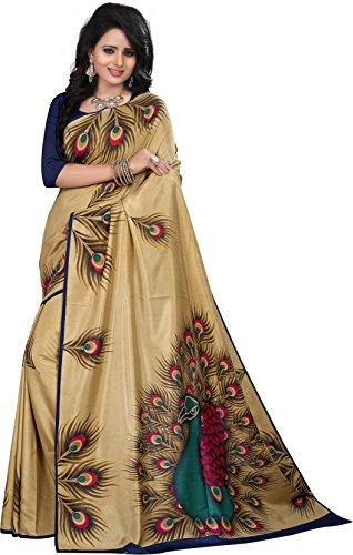 Indian Cotton Saree - 4