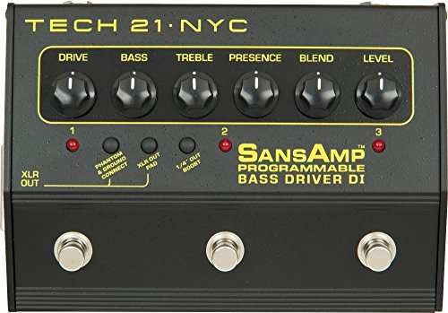 Tech 21 Sansamp Driver - 6