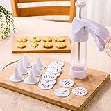DIY Cookie Tool Biscuit Cookie Extruder Presser