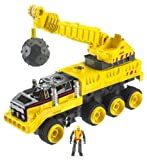 Matchbox Mega Rig 7-in-1 Buildable Wrecking Squad