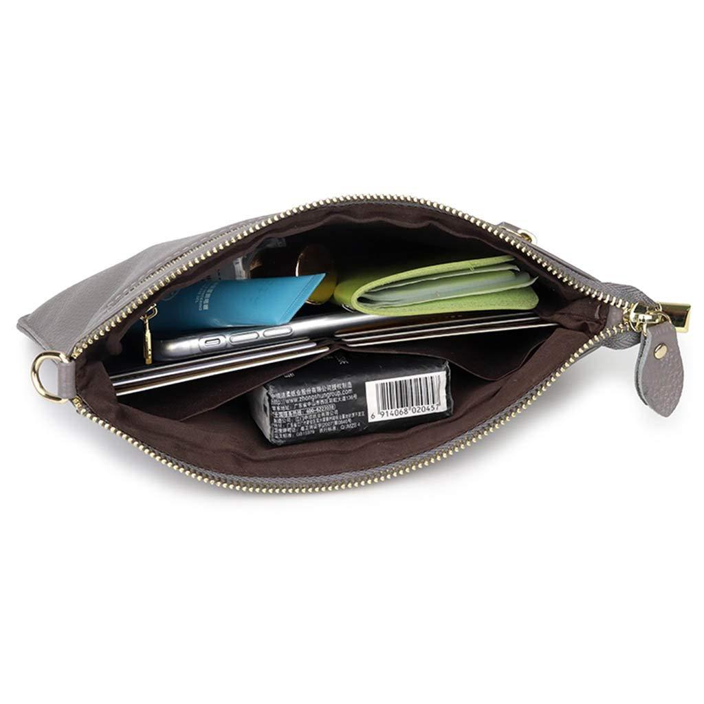 Dam PU-handväska-axel-stadstrimmare axelväska tote clutch skolväska handväska med Stra-Aisumi GRÖN