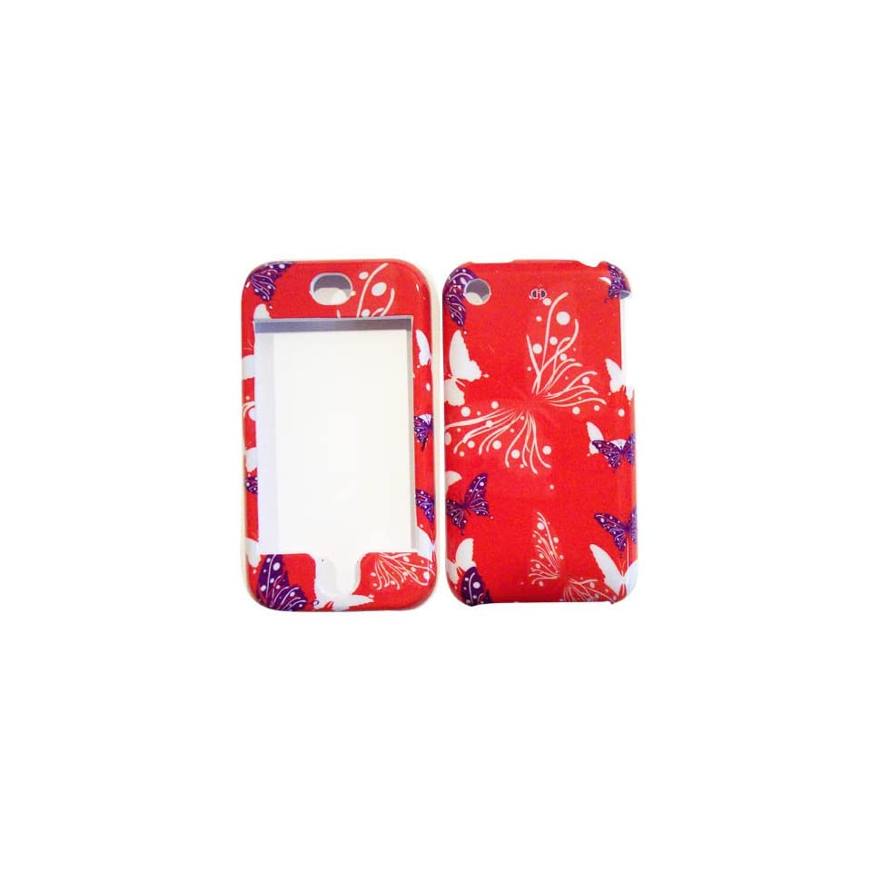 Case+Film+Stylus+Wrap+Cap, Hard Back Case with Ultra thin and Lightweight Polycarbonate Material Fits Apple iPhone 7 Fox and Geometry