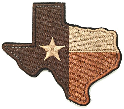 WZT Texas Morale Patch military Patches