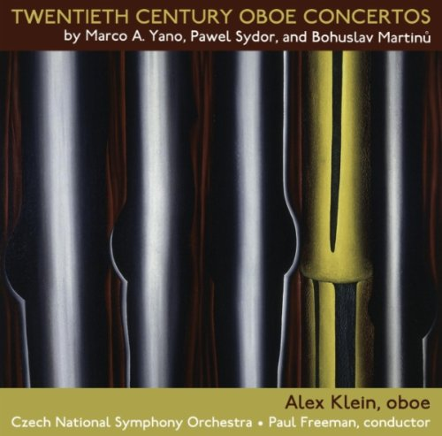 (Twentieth Century Oboe Concertos)