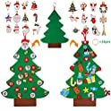 NAFURNO 48 Piece Detachable Ornaments