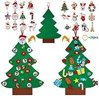 NAFURNO 48 Piece Detachable Ornaments