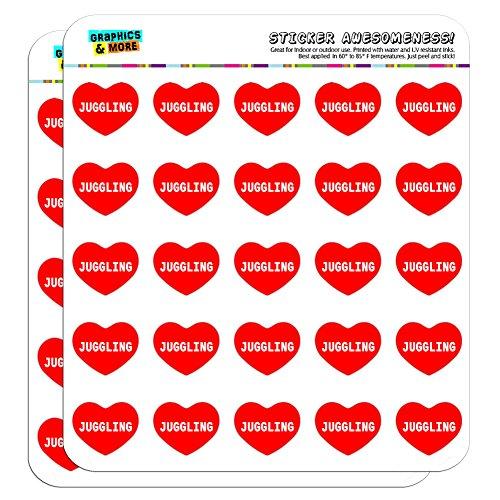 Juggling Heart - 6