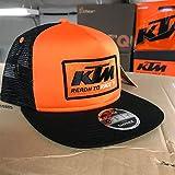 KTM TEAM TRUCKER HAT SNAPBACK UPW1775500