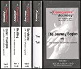 The Caregivers' Journey 5 Video Workshop Series Complete Set: The Journey Begins / The Toll / Surviving / Healing / Quiet Triumphs [Volumes 1-5] (Advocacy For Providers of Long Term Care of a Friend or Relative with a Chronic Disability or Life Threatening Illness) [5 VHS Video Box Set]