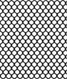 Arts & Crafts : 7mm Polyester Hex Mesh - Black Fabric - by the Yard