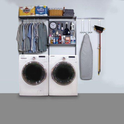 Triton Products 1751 Laundry System, (Over Washer Storage Shelf)