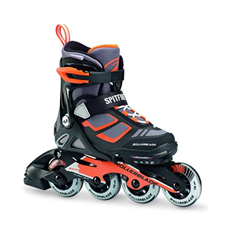 rollerblade-spitfire-lx-kids-4-full-sizes-inline-skates-black-orange-adjustable-size-2-to-5