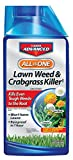Bayer Advanced 704140 All-in-One Lawn Weed and Crabgrass Killer Concentrate, 32 Ounce