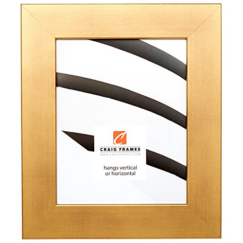 "24x36 Poster Frame, Smooth Distressed Finish, 2"" Wide, Antiq"
