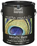 Modern Masters MM206 Matte Metallic Paint, Champagne, Gallon