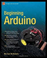 Beginning Arduino Front Cover