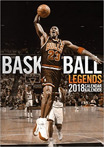 buy basketball legends 2018 calendar book online at low prices in india basketball legends 2018 calendar reviews ratings amazonin