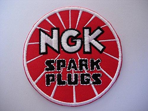 /Motorsport/ /Iron Man Patch/ /NGK/ /Racing Car Team/ /Denn/ /Wandleuchte Embroidery Wappen bestickt kost/üm cadeau- Gi /Motorbike/ Patches/