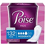 Poise Incontinence Pads, Moderate