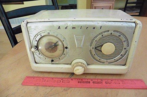 vintage admiral radio - 2