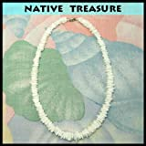"Native Treasure 18"" Polished White Rose Clam"