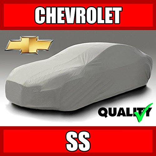 autopartsmarket Chevy SS 2014 2015 2016 2017 Ultimate Waterproof Custom-Fit Car Cover