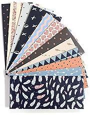 WeTest Reusable Cash Envelopes with Budget Sheets - 12 Pcs Premium 250g Art Paper for Coupon, Receipt, Saving Money