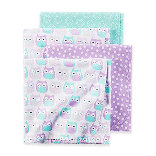 Carters Baby Receiving Blankets Pack product image