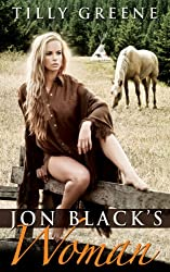 Jon Black's Woman (Branded Book 4)