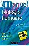 Mini Manuel de Biologie humaine: Cours et QROC