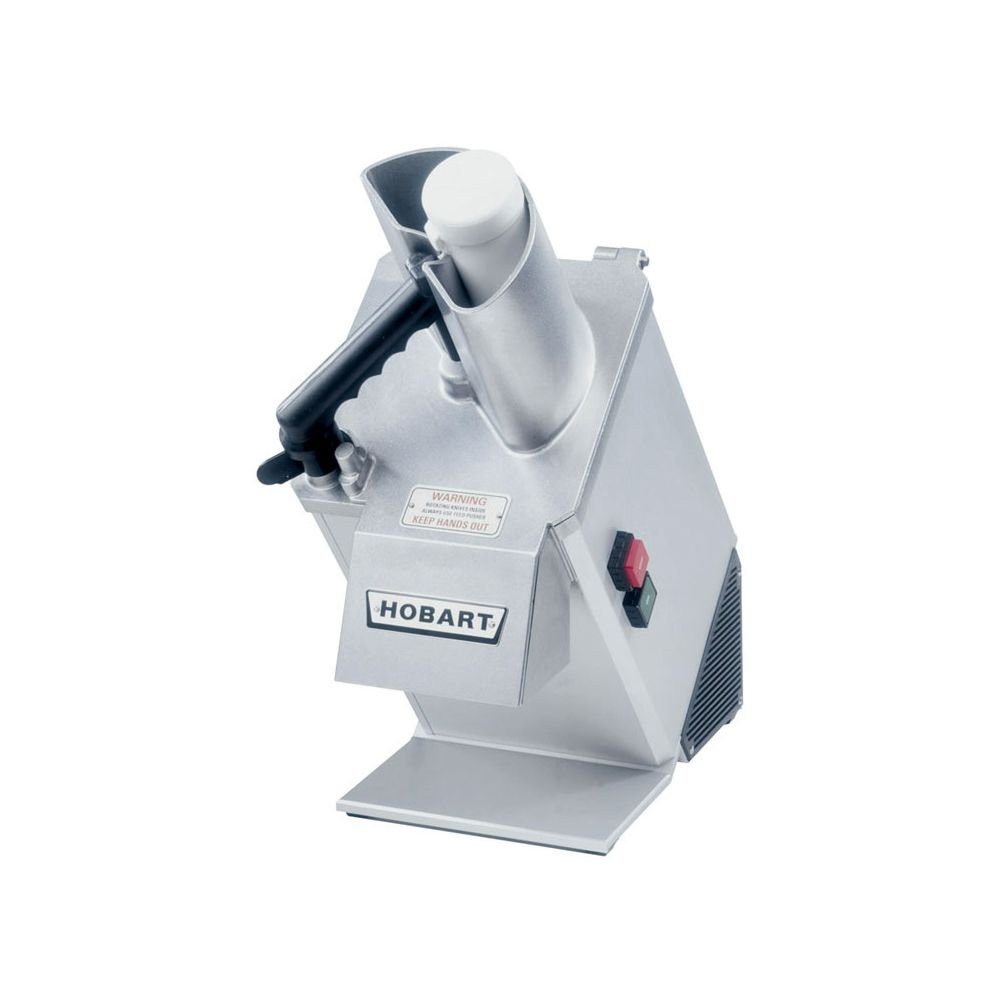 Hobart Half Size Hopper Food Processor with Plate