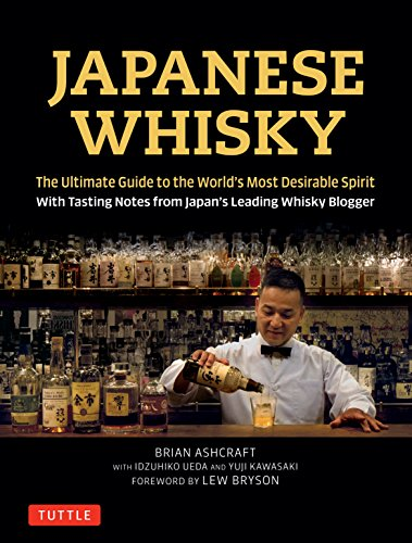 """**Winner Gourmand World Cookbook Award 2019**""""In his new book, journalist Brian Ashcraft digs into the short but colorful history of the Japanese liquor and the process that differentiates Japan's labels from their Western cousins. Plus, whisky autho..."""