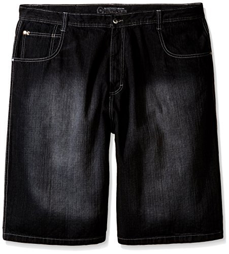 Southpole Big Tall Denim Short Relaxed