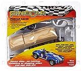 Woodland Scenics Pine Car Derby Racer Premium Kit, Blue Venom (P3950)