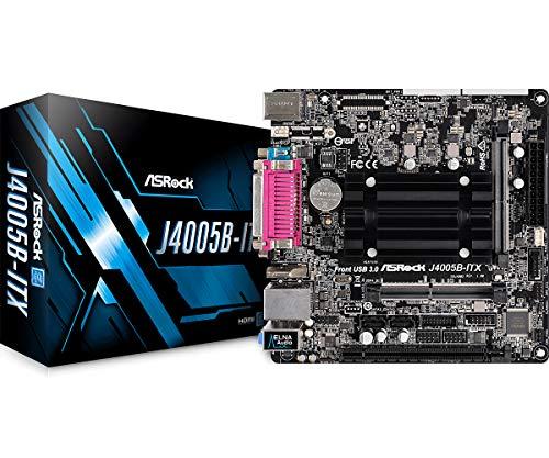 ASRock J4005B-ITX Intel J4005 2.7GHz/DDR4/SATA3/USB3.1/GbE/Mini-ITX Motherboard & CPU Combo