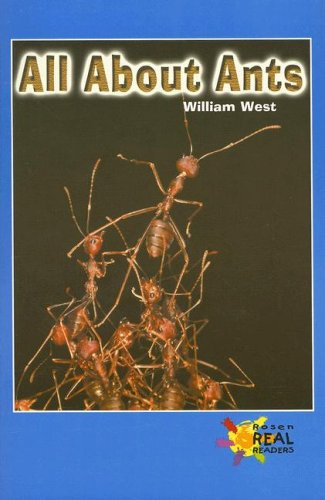All about Ants (Rosen Real Readers: Upper Emergent)