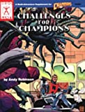 Challenges for Champions 9781558060463